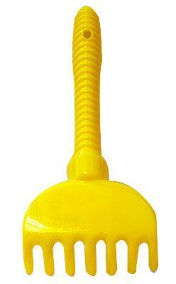 Грабли Полесье №6 7093 жёлтый