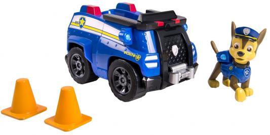 Игрушка Paw Patrol Машинка спасателя и щенок Чейз 4 предмета 20064341 игрушка paw patrol фигурка спасателя с питомцем