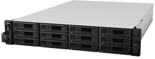 Сетевое хранилище Synology RS2416RP+ 12x2,5 / 3,5 сетевое хранилище synology ds1517 5x2 5 3 5