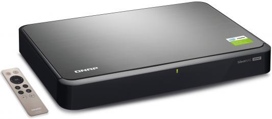 Сетевое хранилище QNAP HS-251+ 2xHDD