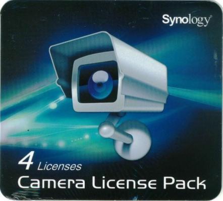 �������� Synology LICENCEPACK4