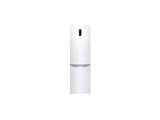 Холодильник LG GA-B489SVQZ белый