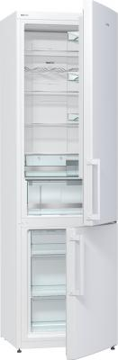 Холодильник Gorenje NRK6201CW белый автомобильный холодильник cw unicool 25 25л термоэлектрический 381421