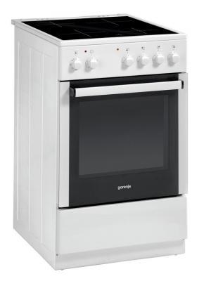 Электрическая плита Gorenje EC51103AW белый