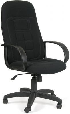 Кресло Chairman 727 10-356 черный 1081743 chairman офисное кресло chairman сн 727 15 21 черный