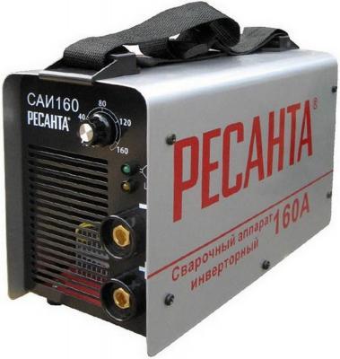 Аппарат сварочный Ресанта САИ-160 65/1 аппарат сварочный ресанта саи 160к 65 35