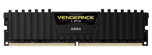 Оперативная память 16Gb PC4-19200 2400MHz DDR4 DIMM Corsair CMK16GX4M1A2400C14 оперативная память 16gb 2x8gb pc4 19200 2400mhz ddr4 dimm corsair cmk16gx4m2z2400c16
