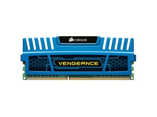 Оперативная память 8Gb PC3-12800 1600MHz DDR3 DIMM Corsair CMZ8GX3M1A1600C10B оперативная память 8gb pc3 12800 1600mhz ddr3 dimm corsair xms3 11 11 11 30 cmx8gx3m1a1600c11