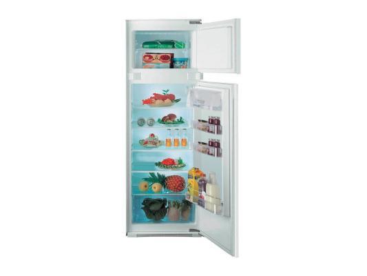 Холодильник Ariston T 16 A1 D/HA белый встраиваемый холодильник hotpoint ariston t 16 a1 d ha белый