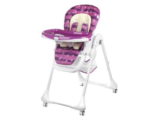 Стульчик для кормления Nuovita Beata (notte lilla oxford) стульчик для кормления nuovita elegante acqua
