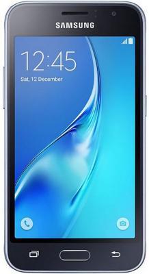 "Смартфон Samsung Galaxy J1 2016 черный 4.5"" 8 Гб LTE Wi-Fi GPS SM-J120FZKDSER DUOS"