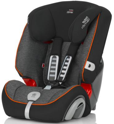 Автокресло Britax Romer Evolva Plus 1-2-3 (black marble highline) автокресло britax romer evolva 1 2 3 plus cosmos black