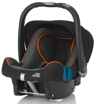 цена на Автокресло Britax Romer Baby-Safe Plus II SHR (black marble highline)