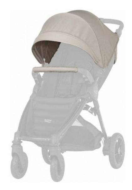 Капор для детской коляски Britax B-Agile/B-motion (sand beige)