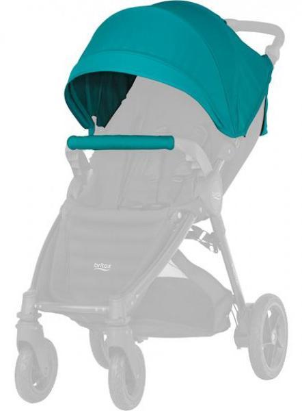 Капор для детской коляски Britax B-Agile/B-motion (lagoon green)