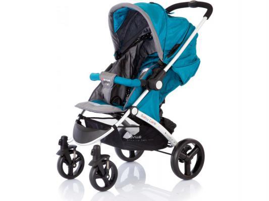 Прогулочная коляска Baby Care Seville (grey/blue/S203H)