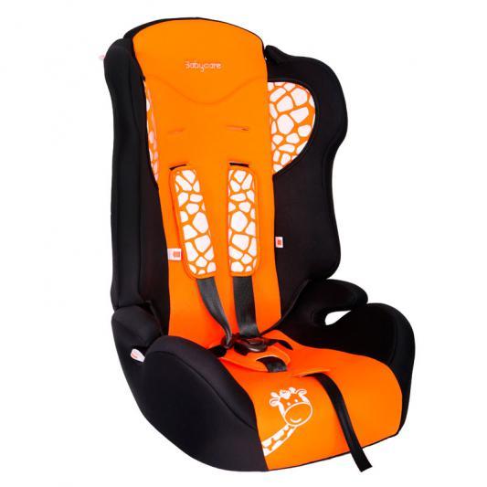 Автокресло Baby Care BC-513 Люкс Жирафик (оранжевый)