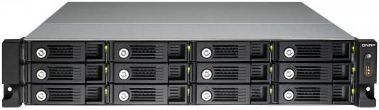 Сетевое хранилище QNAP TS-1253U Intel Celeron 12xHDD