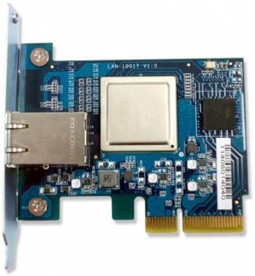 Картинка для Сетевая карта QNAP LAN-10G1T-D