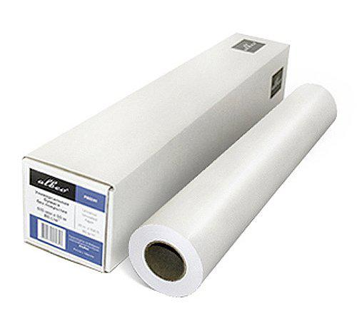 Бумага Albeo InkJet Coated Paper-Universal 610мм х 30м 90г/м2 втулка 50.8мм для плоттеров W90-24-30