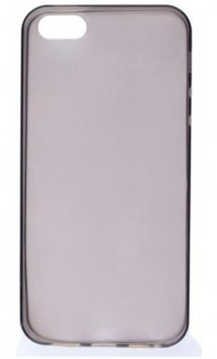 Фото - Накладка Auzer GAI 5 TPU для iPhone 5 iPhone 5S iPhone SE прозрачный lovely rabbit ears style protective tpu bumper frame case w strap for iphone 5 5s gray