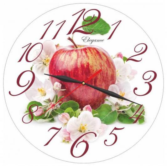 Часы ВЕГА СО 1-1 Яблоко кронштейн kromax vega 50 белый