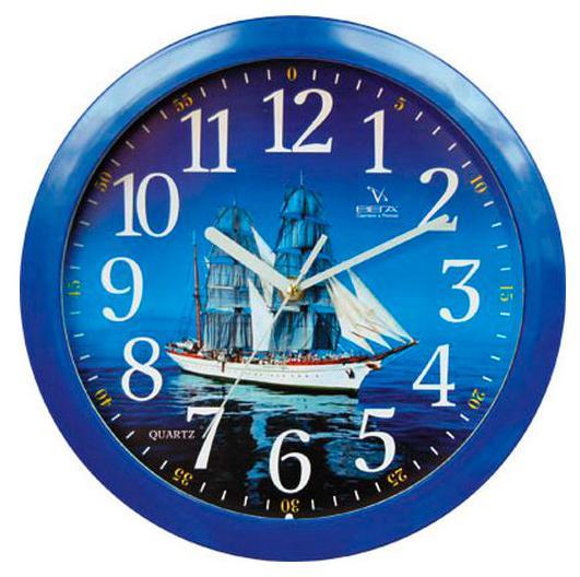 Часы ВЕГА П 1-10/7-39 Парусник