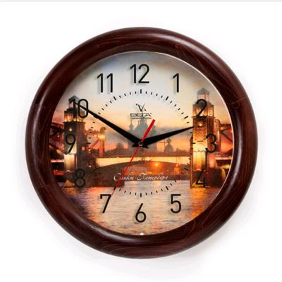 Часы настенные Вега Мост Санкт Петербург Д1МД/7-236 кронштейн kromax vega 50 белый