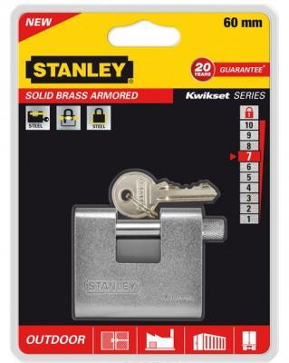 Замок Stanley S 742-022 замок stanley s 742 022
