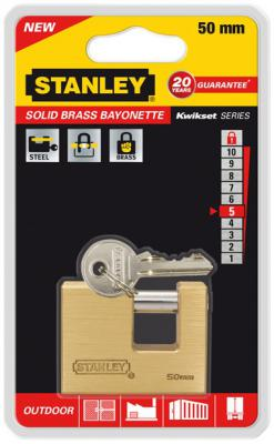 Замок Stanley S 742-025 Bayonette