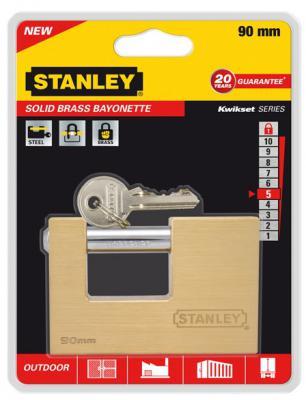 Замок Stanley S 742-027 Bayonette