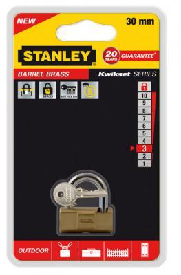 Замок Stanley S 742-045 Barell