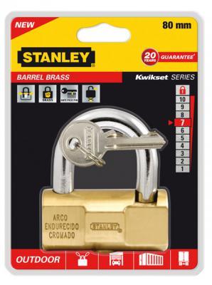 Замок Stanley S 742-049 Barell