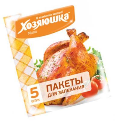 Пакеты для запекания Хозяюшка Мила 09006-100 от 123.ru
