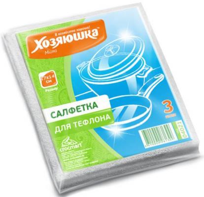 Салфетка для тефлона Хозяюшка Мила 04021