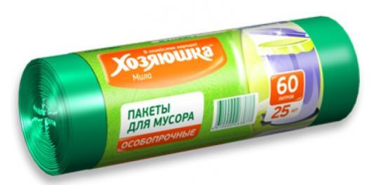 Пакеты для мусора Хозяюшка Мила 07007