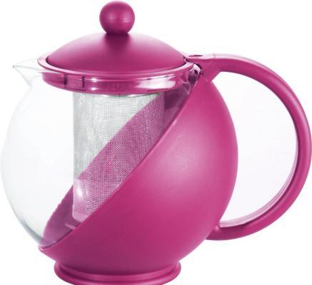Чайник заварочный Bekker BK-301 1.25 л пластик/стекло