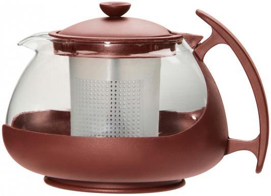 Чайник заварочный Bekker BK-309 0.75 л пластик/стекло
