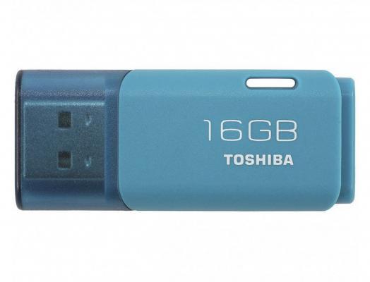 Флешка USB 16Gb Toshiba Hayabusa THN-U202L0160E4 синий