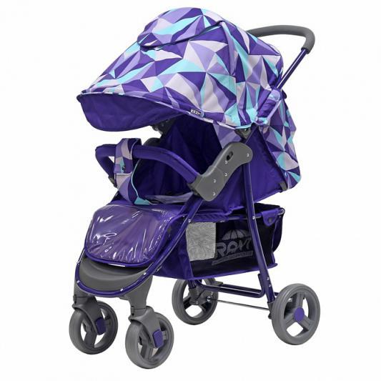 Коляска прогулочная Rant Kira 2016 (origami purple)