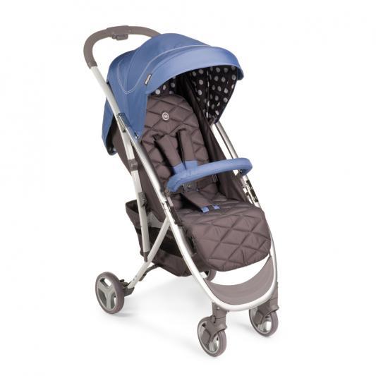 Коляска прогулочная Happy Baby Eleganza (blue)