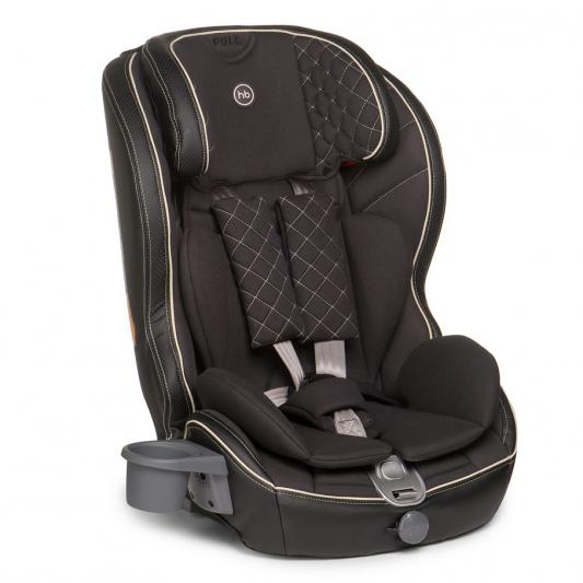 Автокресло Happy Baby Mustang Isofix (black)