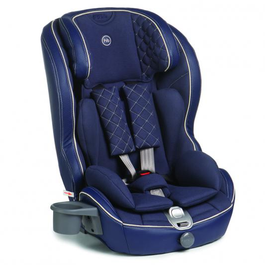 Автокресло Happy Baby Mustang Isofix (blue) автокресло rant b tiger space isofix blue jeans