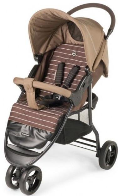 Коляска прогулочная Happy Baby Ultima (beige) коляска прогулочная happy baby neon jetta green