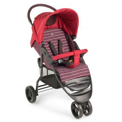 Фото - Коляска прогулочная Happy Baby Ultima (maroon) коляска прогулочная everflo safari grey e 230 luxe