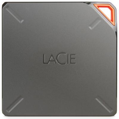 Купить Внешний жесткий диск 2.5 USB3.0 2Tb Lacie Fuel LAC9000464EK черный