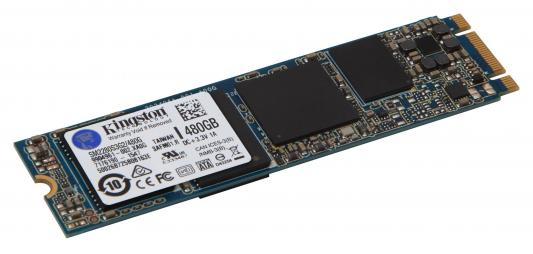 SSD Твердотельный накопитель M.2 480 Gb Kingston M.2 SATA G2 SSD Read 550Mb/s Write 520Mb/s SATAIII SM2280S3G2/480G 480 2 184208