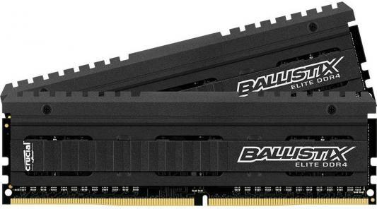Оперативная память 8Gb (2х4Gb) PC4-21300 2666Hz DDR4 DIMM Crucial BLE2C4G4D26AFEA