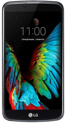 "Смартфон LG K10 LTE K430DS черный синий 5.3"" 16 Гб LTE Wi-Fi GPS 3G K430DS"