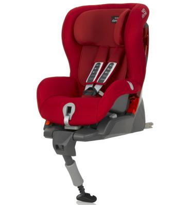 Автокресло Britax Romer Safefix Plus (flame red trendline)